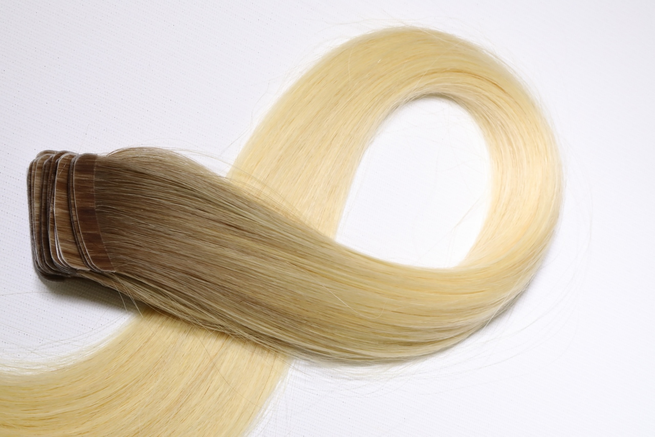 Butterfly Extensions Application Sach Hair Extensions