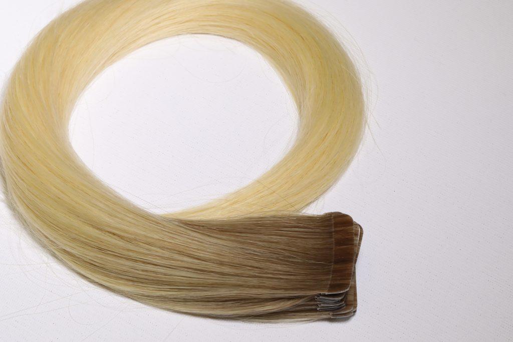 micro tape blond