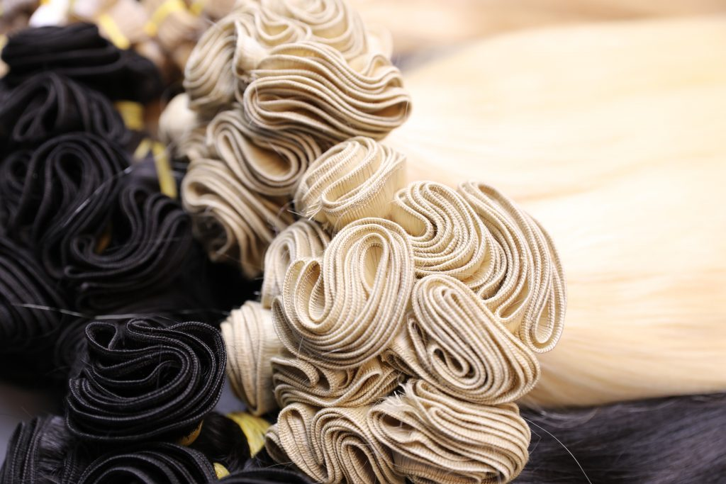 weft hair in istanbul